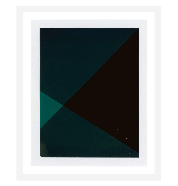 Joan Cuenco,  Blue Green I