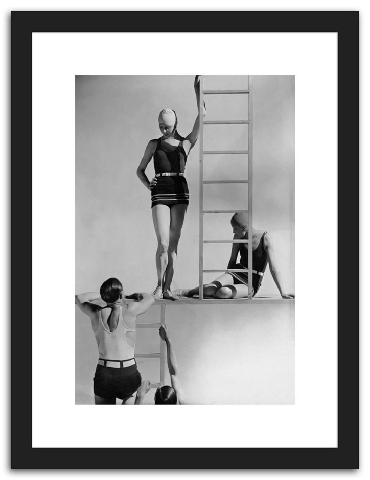 View At The Top, Vogue July 1929-DNU