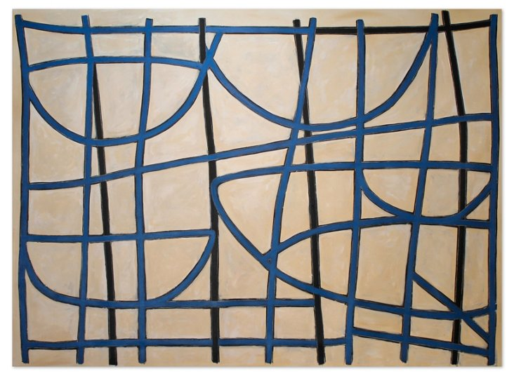 Bernard Dunaux,  Untitled
