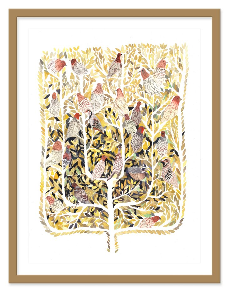 Michelle Morin, Pear Tree