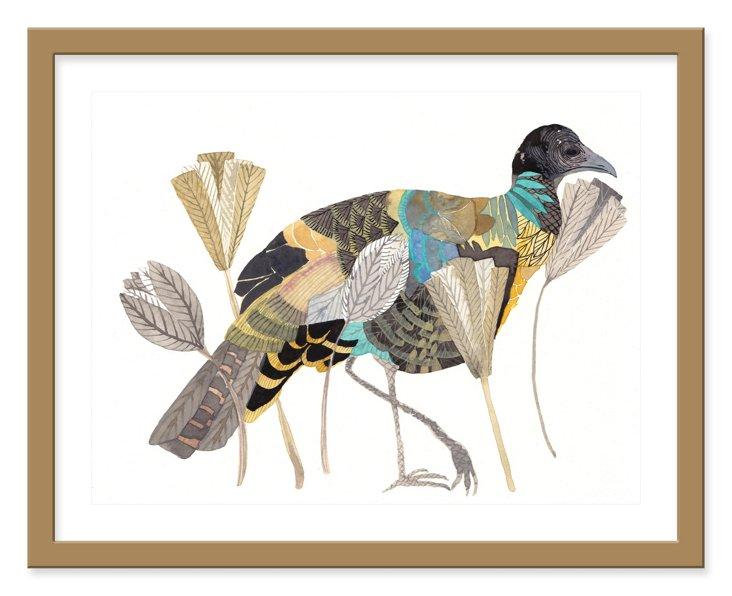 Michelle Morin, Wild Turkey
