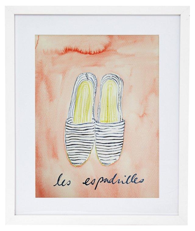 Les Espadrilles by Virginia Johnson-DNU