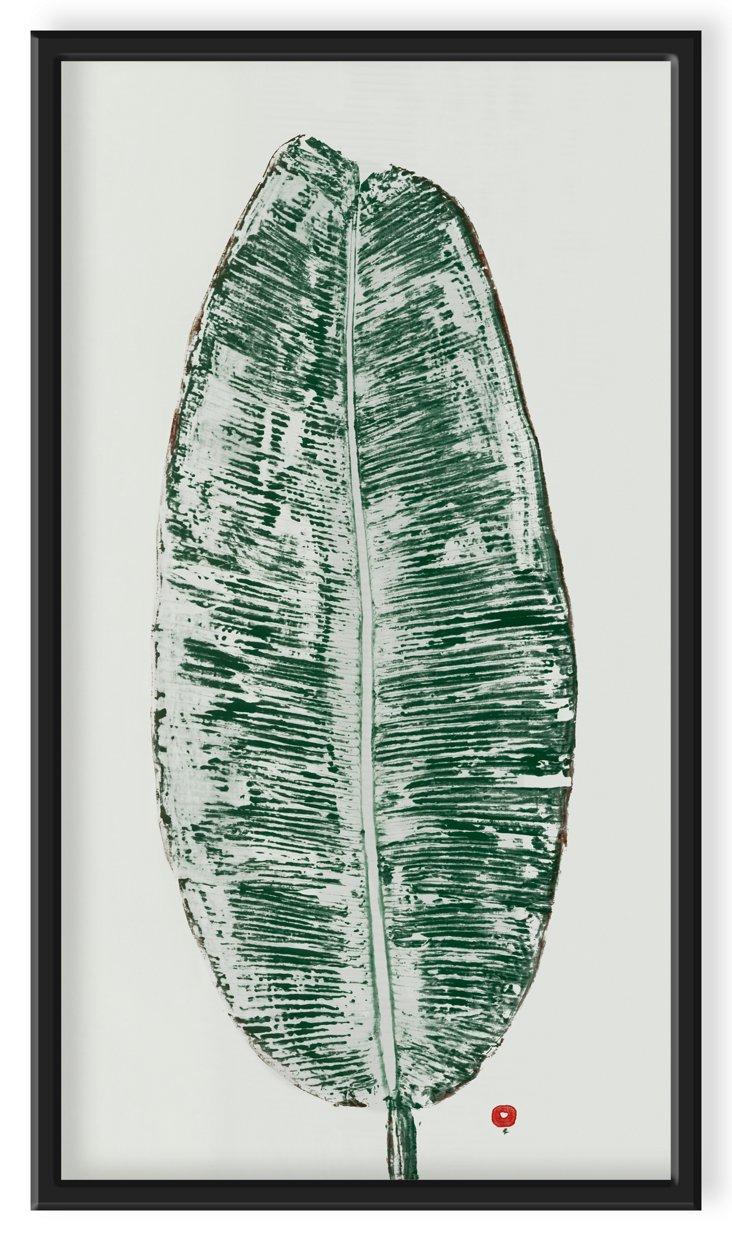 East End Fish, Banana Leaf
