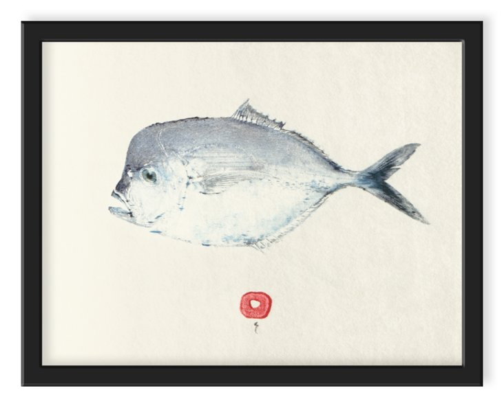 East End Fish, Moonfish