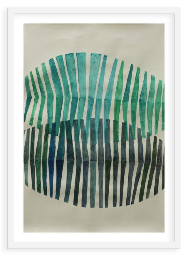 Misato Suzuki, Lightning Puzzle, Green