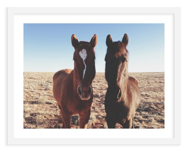 Kevin Russ, Two Horses