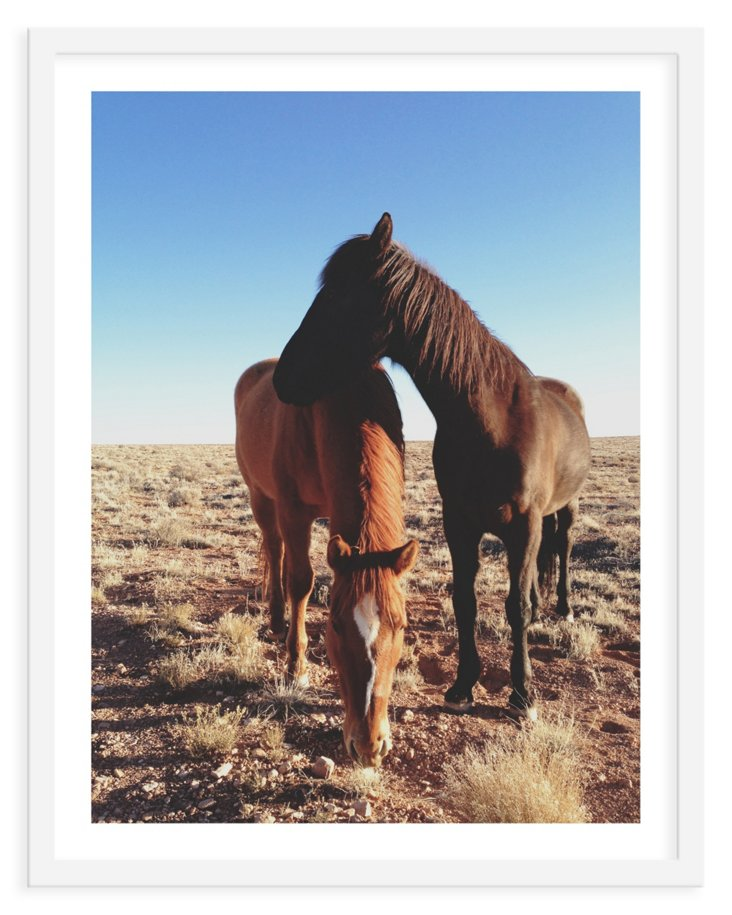 Kevin Russ, Two Horses II