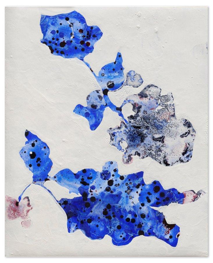 Jen Garrido, Ocean in the Trees II