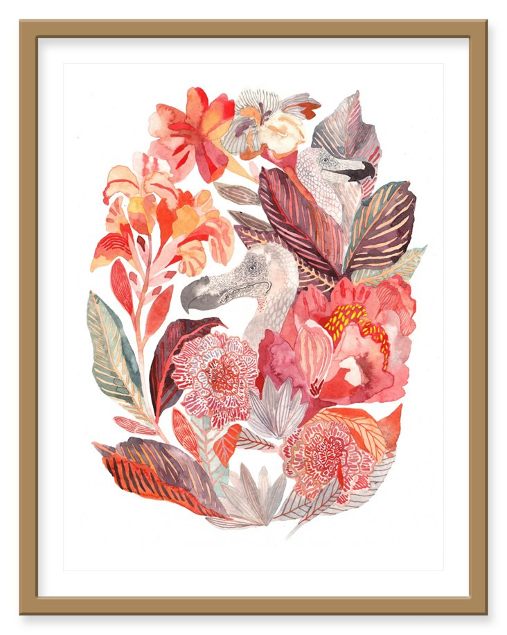 Michelle Morin, Dodos and Canna Lilies