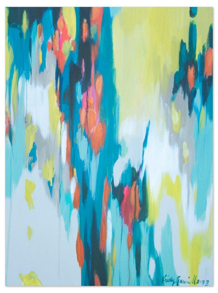 Kristy Gammill, Abstract Melt