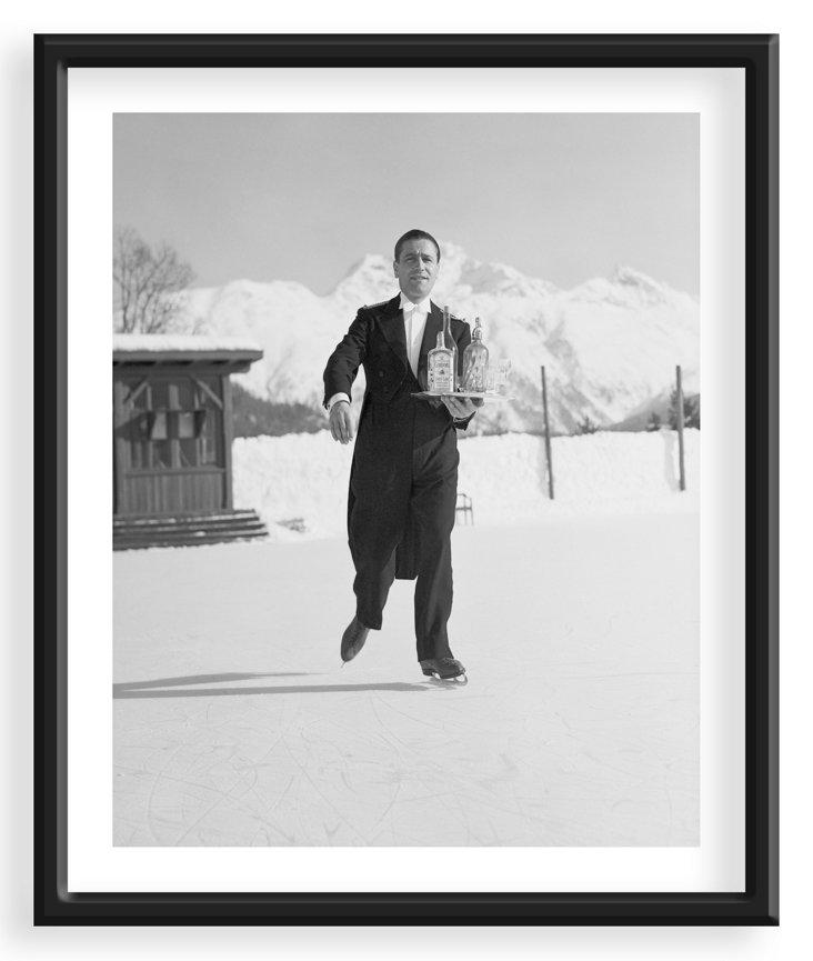 Skating Waiter, 8th January 1938