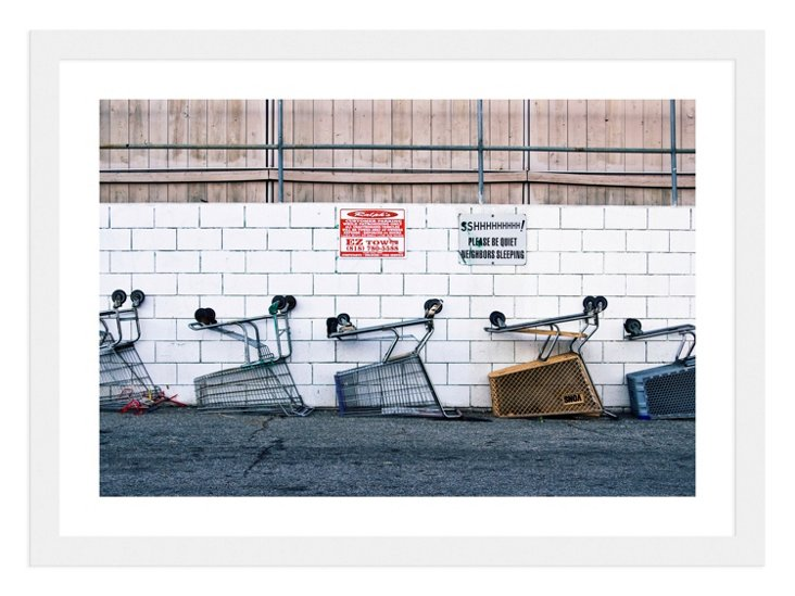 Jeff Seltzer, Shopping Carts