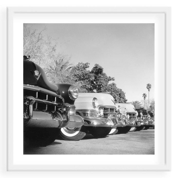 Slim Aarons, Cadillac Cars