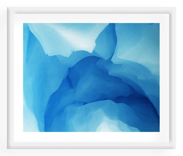 Hans Strand, Glacial Ice