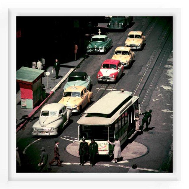 Slim Aarons, Tram Turntable
