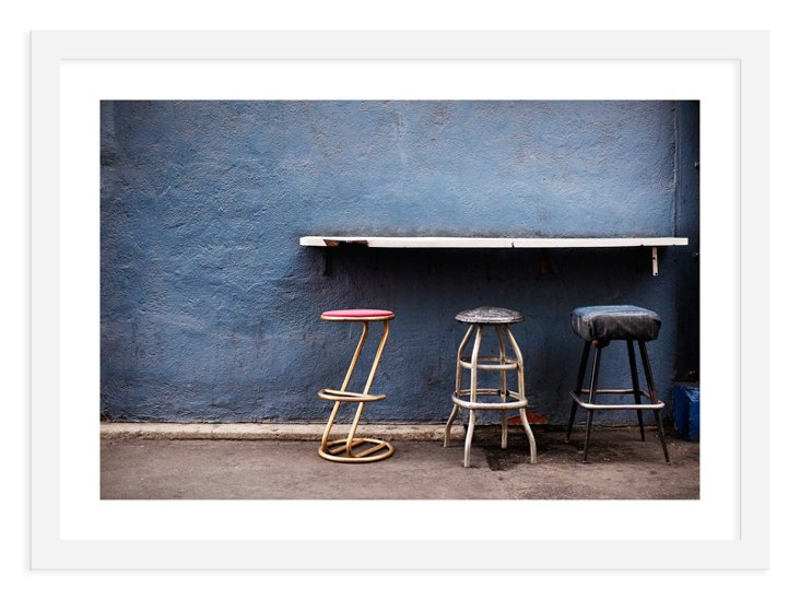 Jeff Seltzer, Stools in Downtown