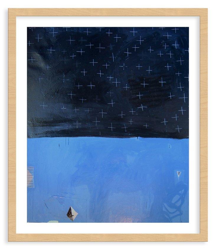Sarah Boyt, Night Stars, Night Pool