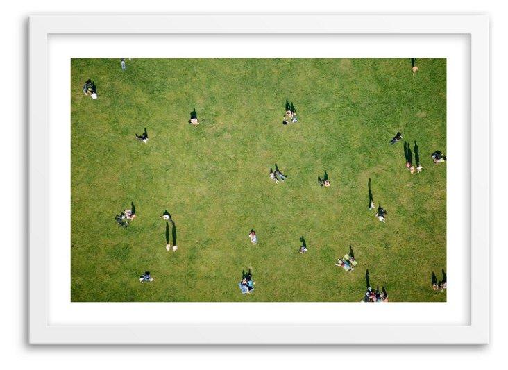 Central Park Aerial