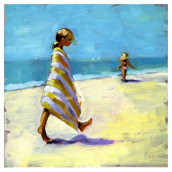 Debbie Miller, Striped Towel