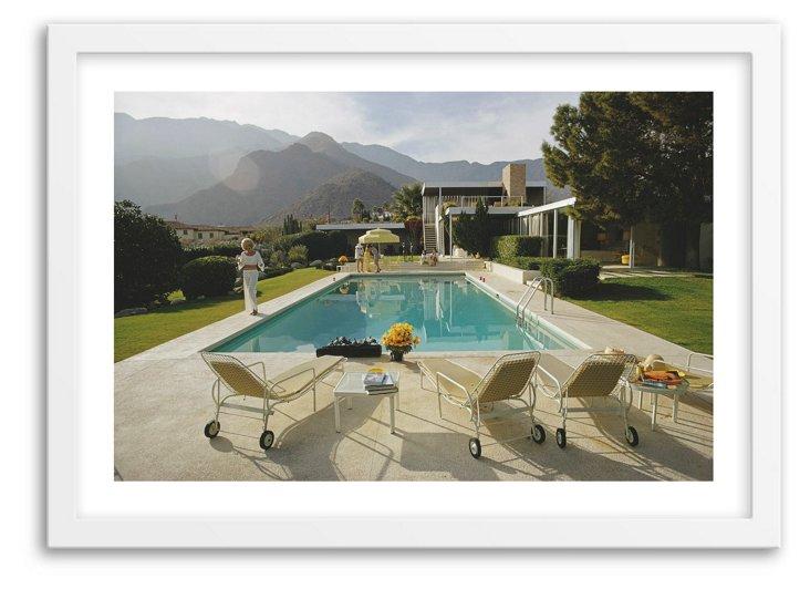 Slim Aarons, Kaufmann Desert House