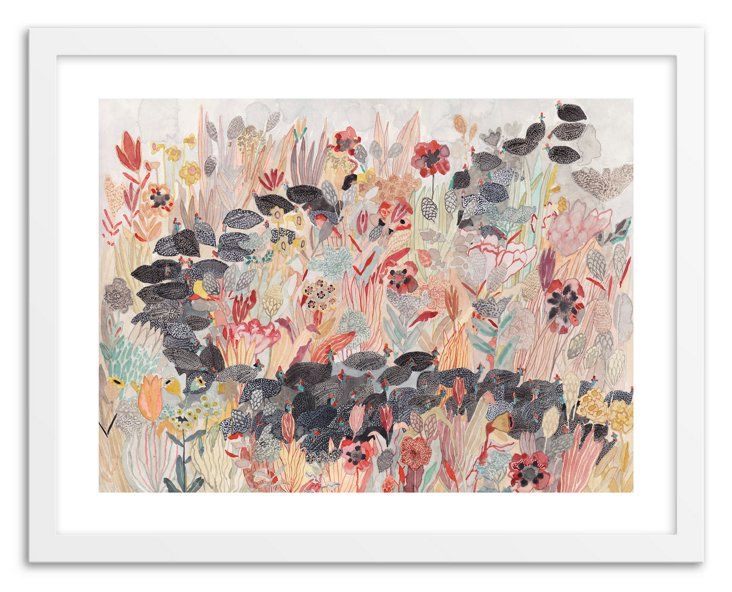 Michelle Morin, Spring Migration
