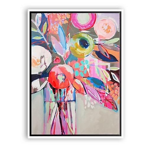 Erin Gregory, Spring Blooms