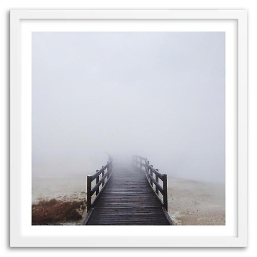 Geyser Steam Bridge, Kevin Russ