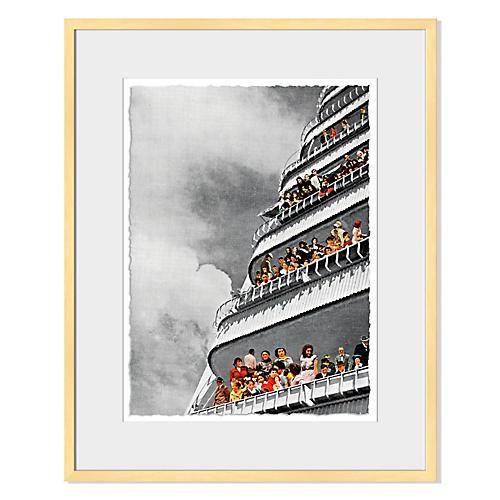 Ben Giles, The Cruiseship II