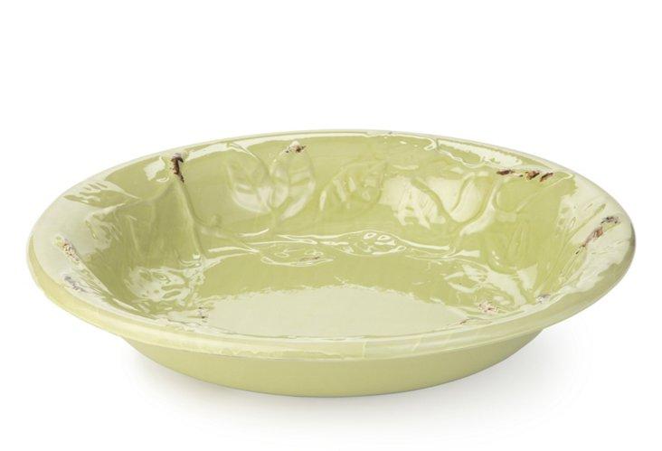 Tuscan Bowl w/ Leaves