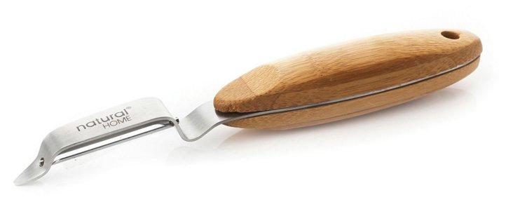 S/2 Peelers w/ Bamboo Handles