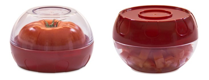 Set of 2 Tomato Keepers