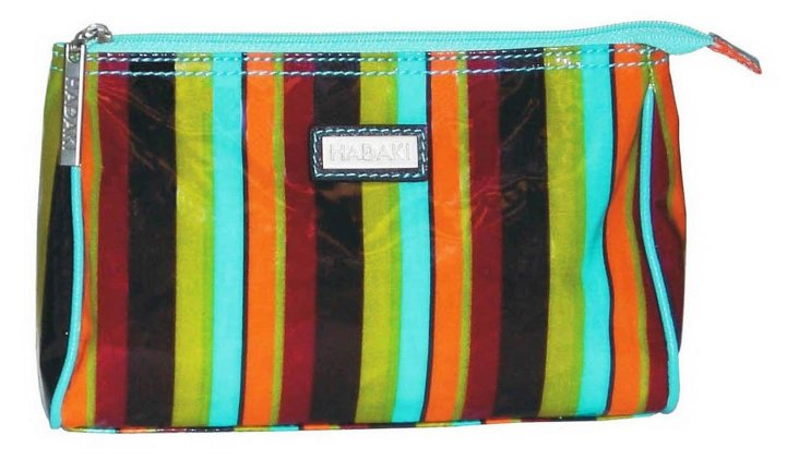 Zip Case, Multi Stripe