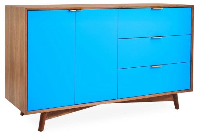 Seed Dresser, Blue