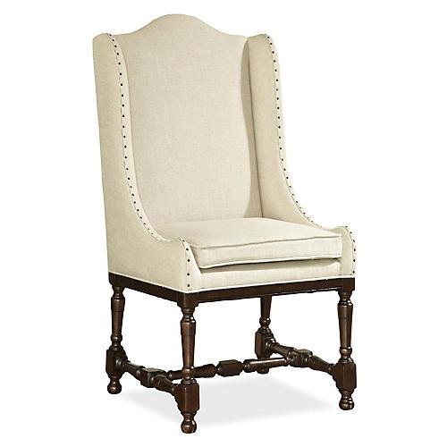 Montague Chair, Beige