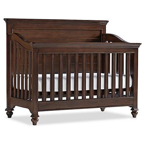 Allison Convertible Crib, Auburn