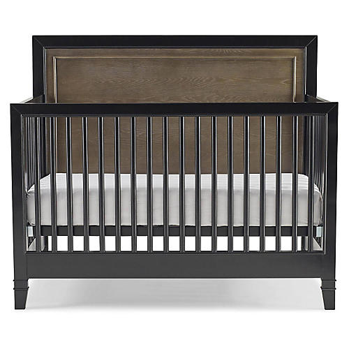 Spencer Crib, Gunmetal
