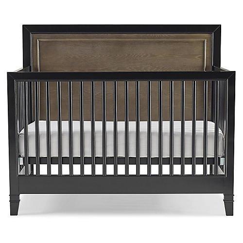 Spencer Crib, Gunmetal