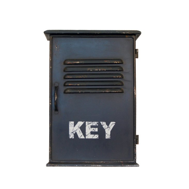 Iron Key Box
