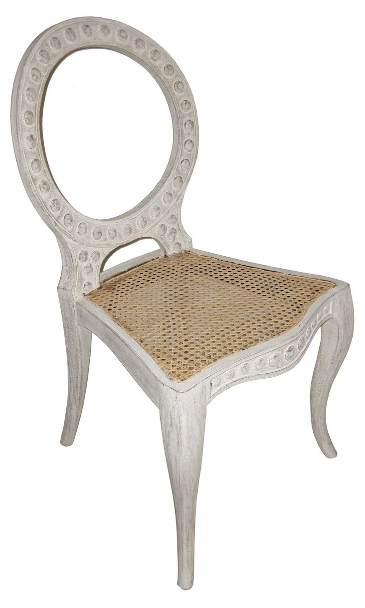 Odgen Side Chair, White