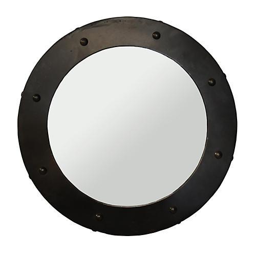 Ralph Round Wall Mirror