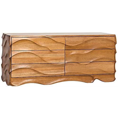 Masumi Dresser, Walnut