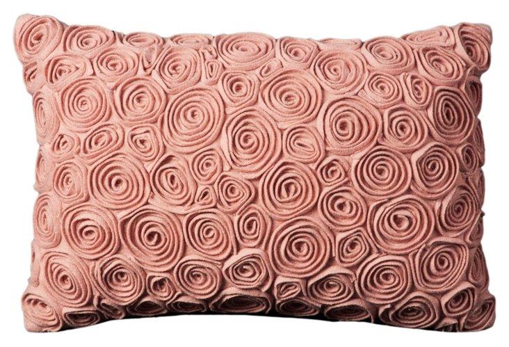 Roses 12x18 Pillow, Pink