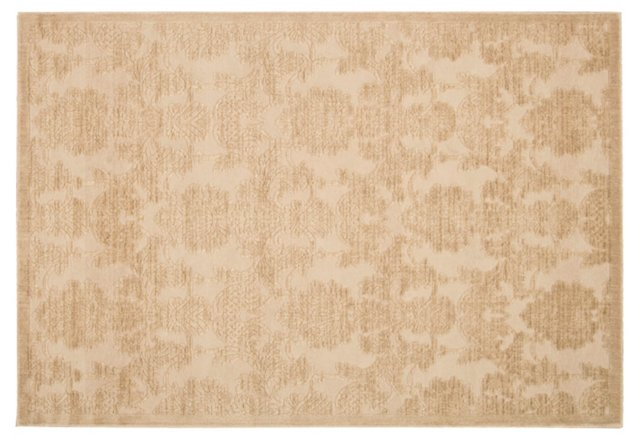Cooper Rug, Gold/Taupe