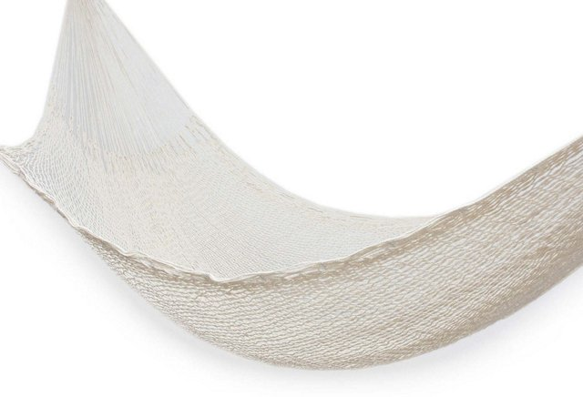 Classic Single Hammock, Ivory