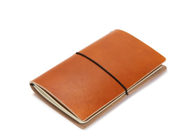 Field Notes w/ Case, Saddle Tan