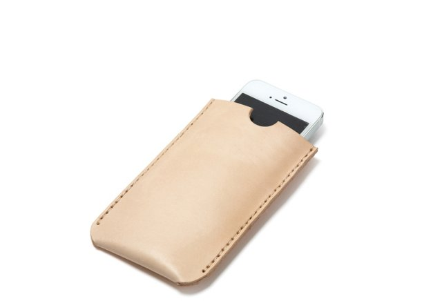 iPhone 5 Sleeve, Nude