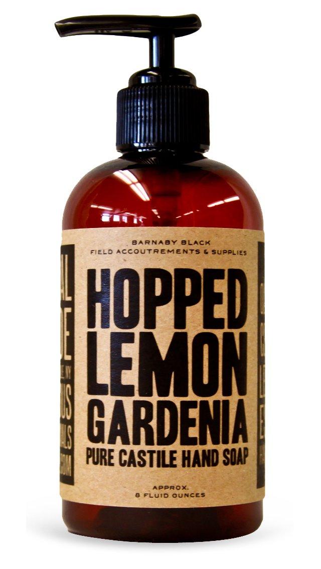 Liquid Hopped Hand Soap, Lemon/Gardenia