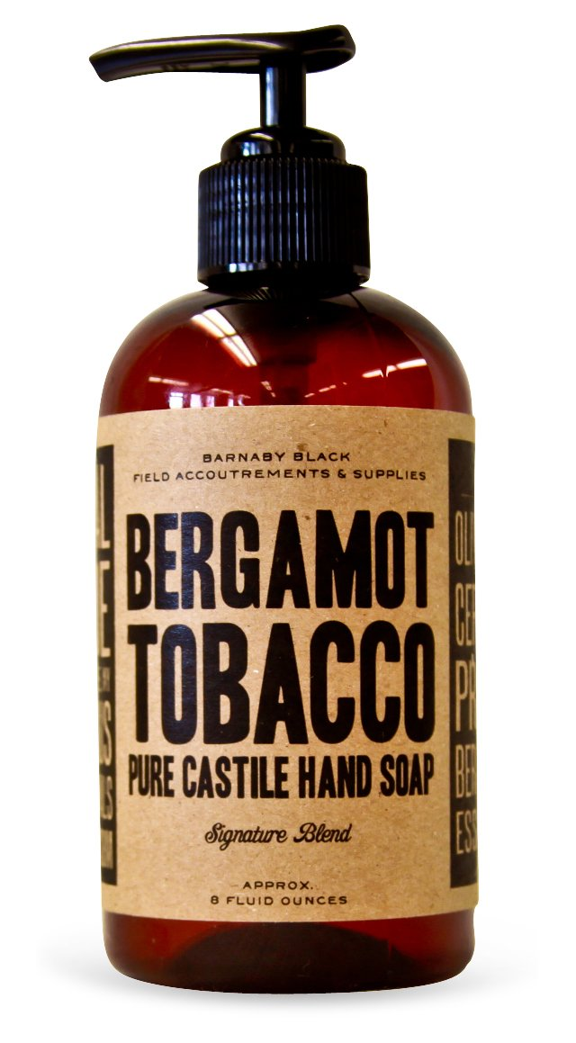 Liquid Hops Hand Soap, Bergamot/Tobacco