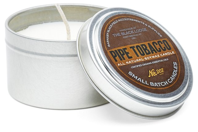 Candle, Pipe Tobacco
