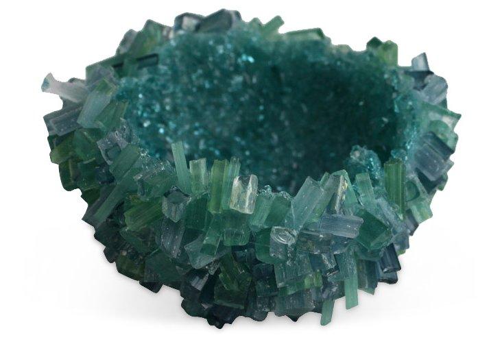 Sea Urchin Feuille, Jade